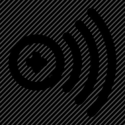 iphone, network, range, signal, ui, wifi, wireless icon
