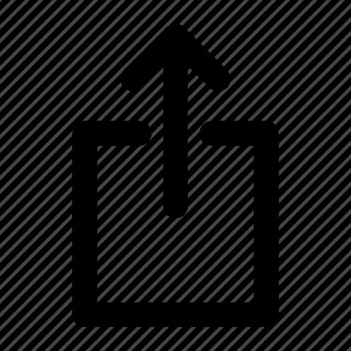 data file import iphone playlist share upload icon