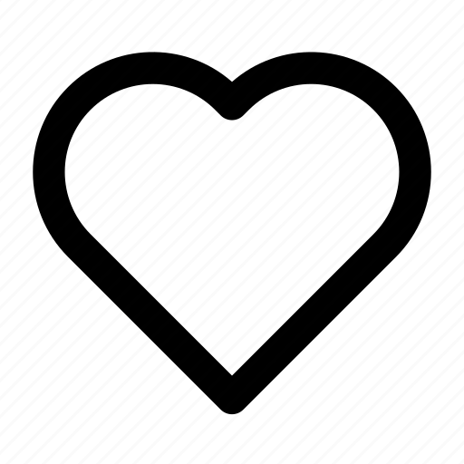 feeling, heart, iphone, like, love, ui icon