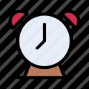 alarm, alert, clock, morning, time