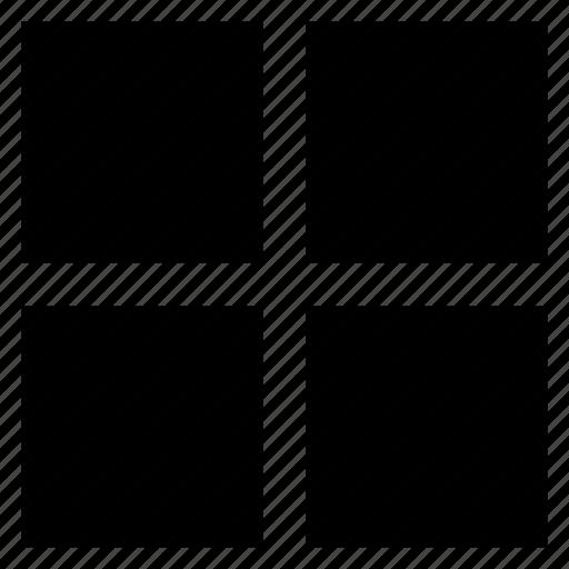 blocks, boxes, design, shape icon