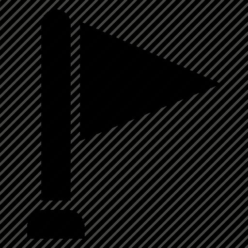 Achievement, destination, flag, location icon - Download on Iconfinder