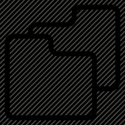 archive, document, files, folder icon