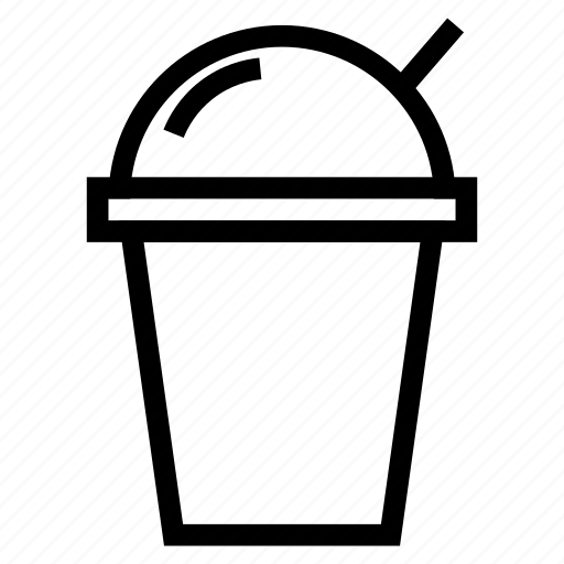 drink, glass, juice, milkshake icon