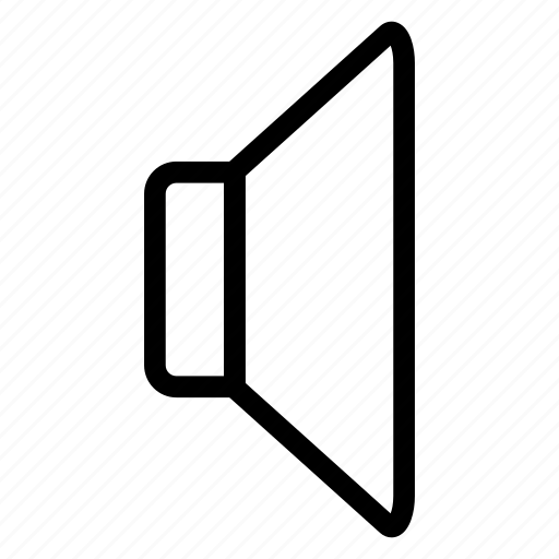 mute, off, silent, volumeoff icon