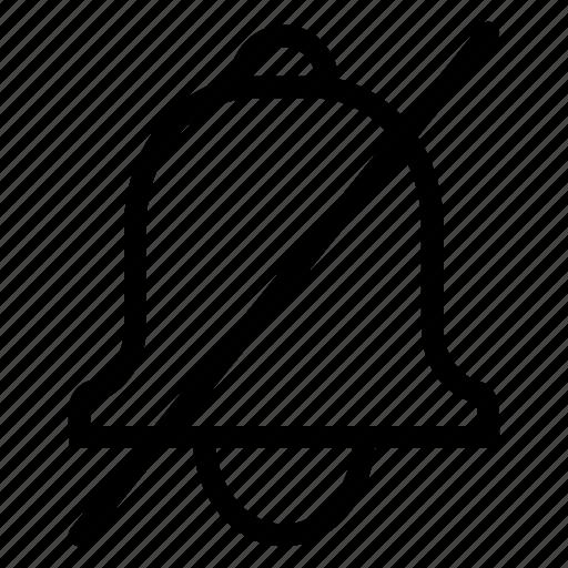 mute, nosound, silent, volumeoff icon