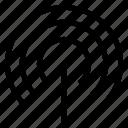 antenna, rss, signal, wifi icon