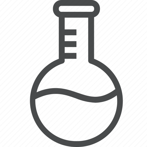 chemistry, experiment, laboratory, research, science, test, tube icon