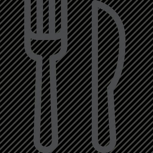 dinner, eat, food, meal, restaurant, silverware icon