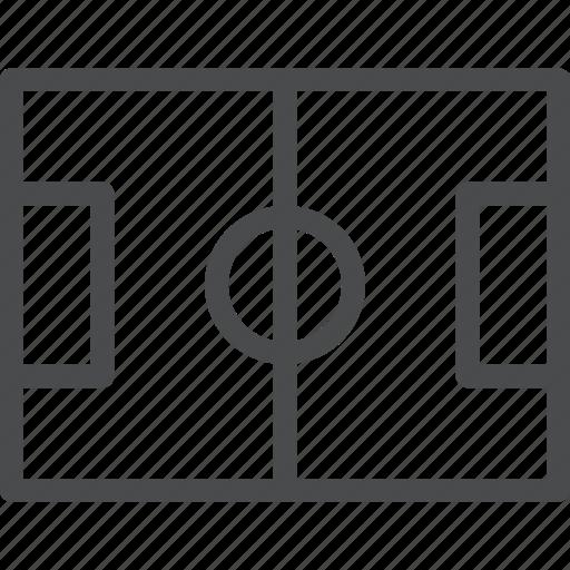 field, futball, soccer, sports, stadium icon