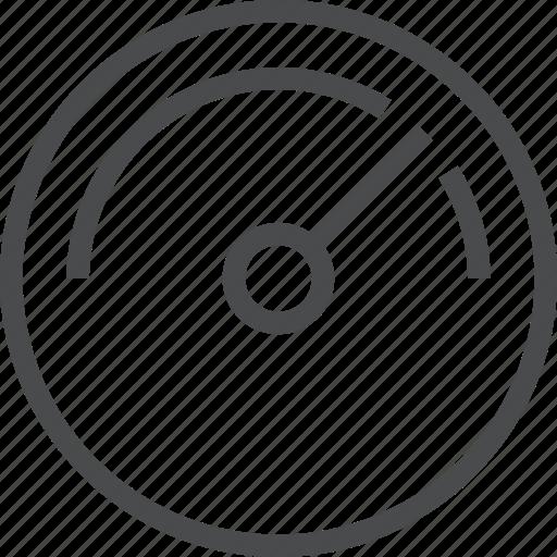 dashboard, fast, gauge, optimization, performance, speed, speedometer icon
