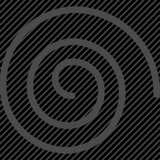 Hurricane Spiral Spirals Whirlwind Icon