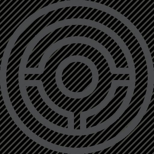 drive, steering, transport, travel, wheel icon