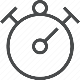 efficiency, speed, stopwatch, time, timer icon