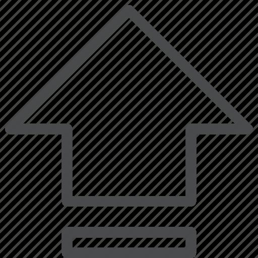 caps, lock, shift icon