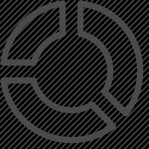 circle, graph, pie icon