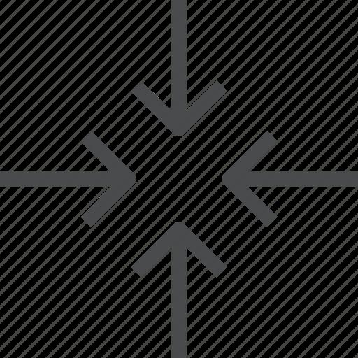 collapse icon