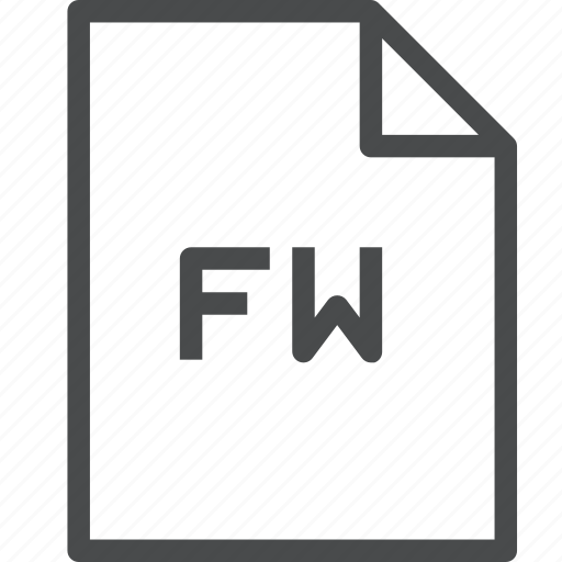 data, document, extension, file, fw icon