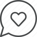 chat, heart, love, message, romance, sext, text