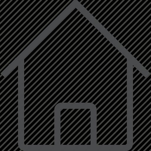apartment, building, estate, home, house, interior icon