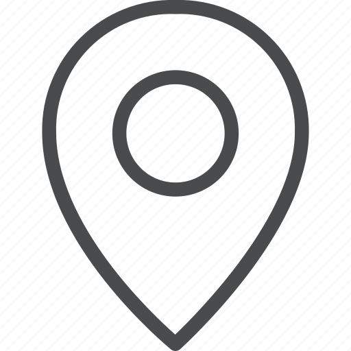 direction, location, map, marker, pin, place, pointer icon