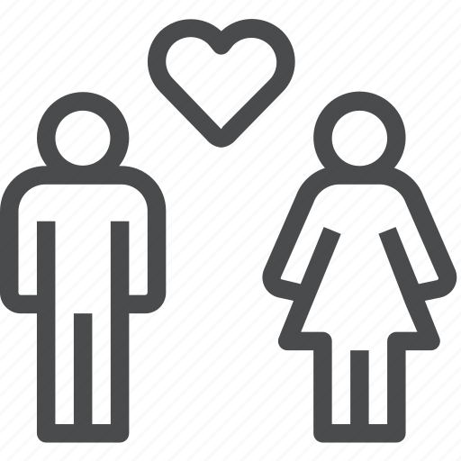couple, love, lovers, marriage, romance, valentine, wedding icon