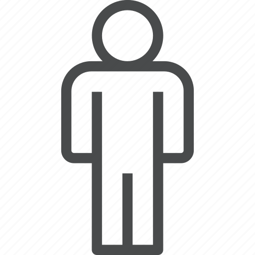 avatar, human, male, man, people, person, user icon