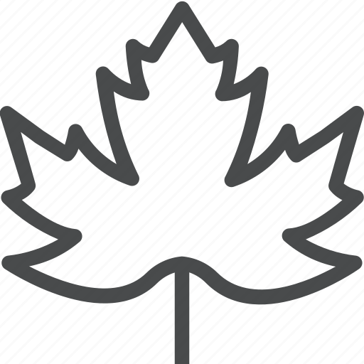 canada, ecology, environment, leaf, maple, plant, tree icon