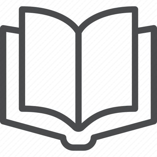 book, education, knowledge, learn, open, read, study icon
