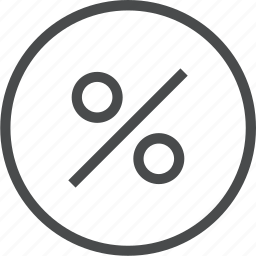 deal, discount, percent, percentage, savings icon