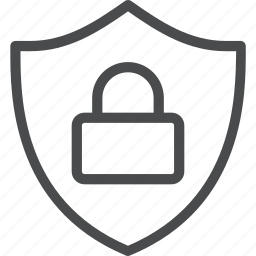 insurance, privacy, protect, protection, secure, security, shield icon