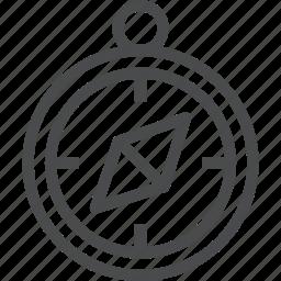 compass, explore, gps, navigate, safari, travel icon