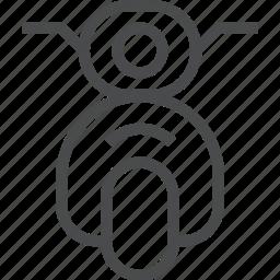 moped, motorbike, scooter, transportation, vehicle, vespa icon