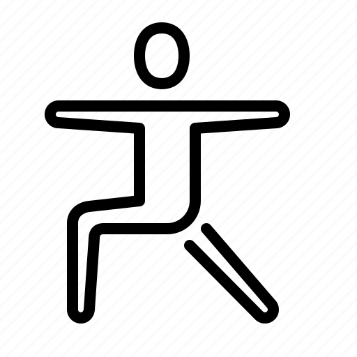 exercise, fitness, ios, stretch, stretching, training icon