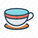 beverage, cup, drink, freshness, hot, refreshment, tea icon