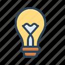 bulb, efficiency, electric, energy, innovation, inspiration, light