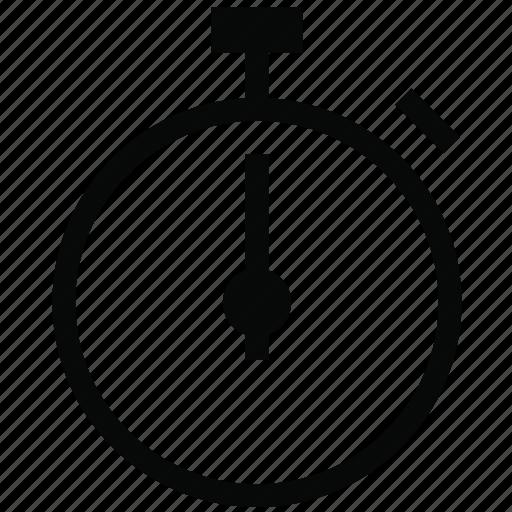 clock, performance, stapwatch icon