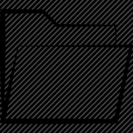 data, doc, file, folder, storage icon