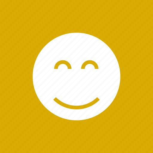 emoji, face, happy, smile, smiley icon