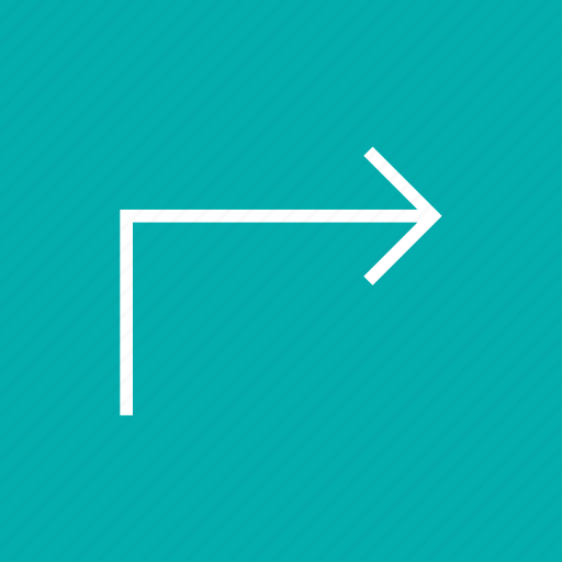 arrow, back, direction, multimedia, navigation, reply, send icon