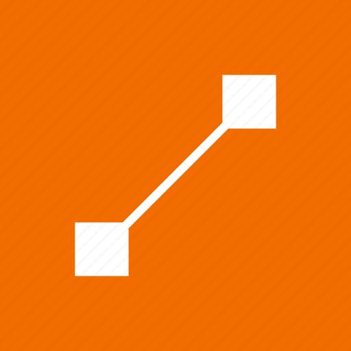 arrow, in, maximize, zoom icon