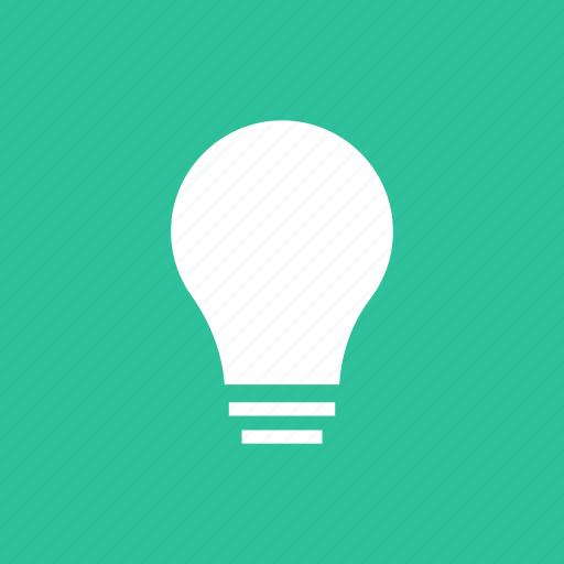 bright, bulb, idea, lightbulb, solution icon