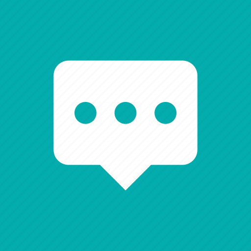 Bubble, chat, chatting, communication, conversation, inbox, message icon - Download on Iconfinder
