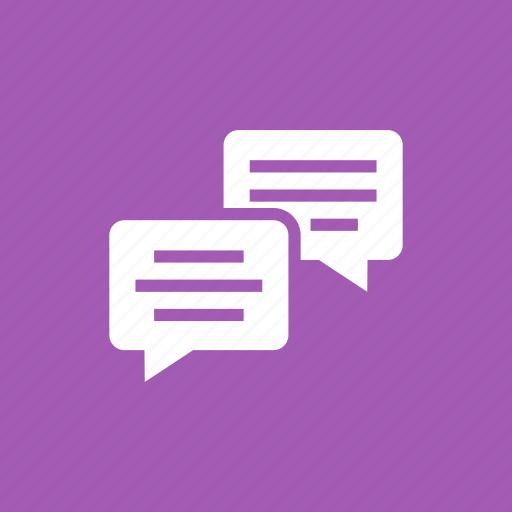 bubble, chat, comment, comments icon