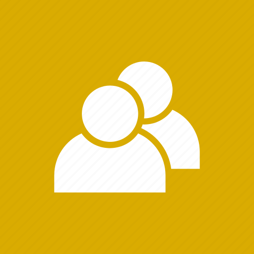 collaboration, group, men, people, team, user, users icon