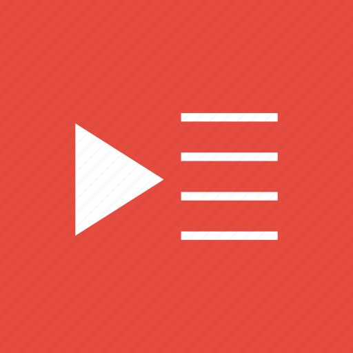 document, extension, file, list, menu, text icon