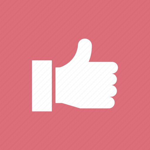 finger, gesture, hands, like, thumbs, up, vote icon