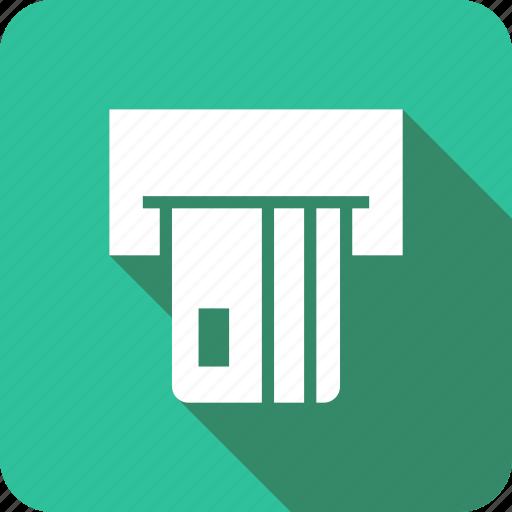 Bank, card, cridet, debit, machine icon - Download on Iconfinder