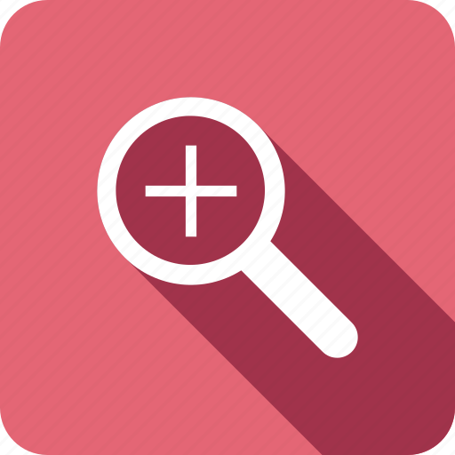 bigger, enlarge, magnifier, magnify, search, zoom icon