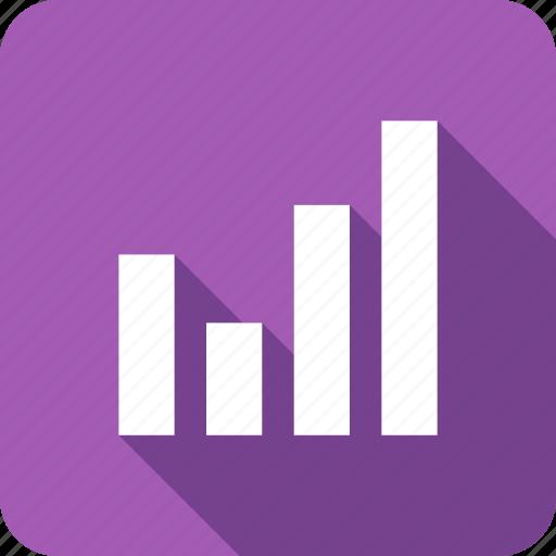 business, graph, pie, revenue icon